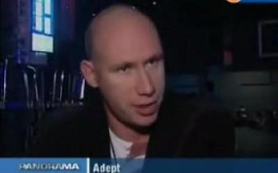Adept - wywiad nt. uwodzenia w PANORAMIE TVP2 IX 2007
