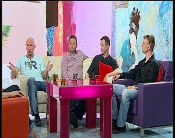 "Adept w programie ""MIASTO KOBIET"" TVN Style maj 2008"