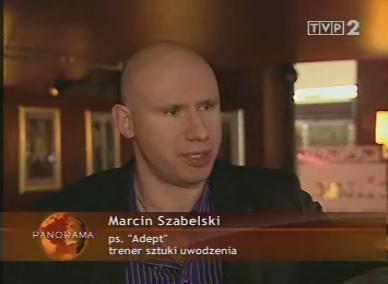Adept - wywiad w PANORAMIE TVP2 8 II 2009